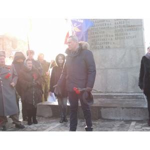 Волгоградские активисты ОНФ приняли участие в памятном турнире по стрельбе