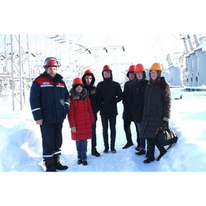 Ивэнерго ведет активную профориентационную работу со студентами энергетических специальностей