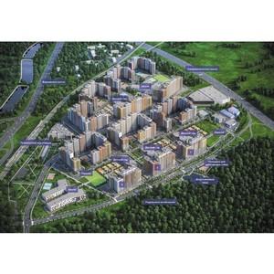 «Южная Битца» - новый микрорайон от ФСК «Лидер»