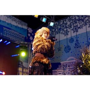 Рождественская ярмарка у ТЮЗа – одна из лучших концертных площадок города.