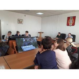 Целевые модели и электронные услуги Росреестра стали предметом разговора в городе Копейске