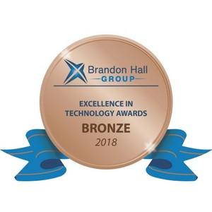 Mary Kay получила бронзовую награду Brandon Hall Group Award 2018 за обучающую платформу Link&Learn™