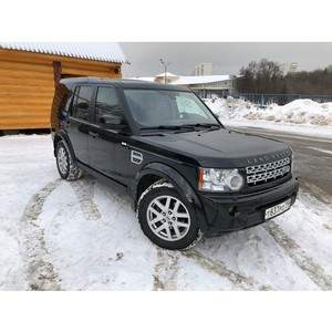 Автодемп: предложение дня - Land Rover Discovery IV 2012