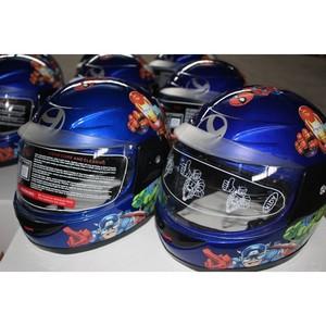 Более 600 контрафактных детских шлемов обнаружили ростовские таможенники