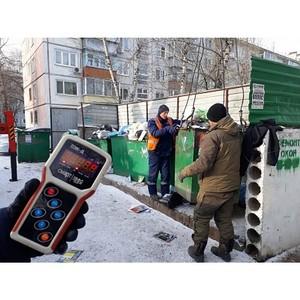 Активисты ОНФ участвуют в замерах накопления твердых коммунальных отходов в Амурской области