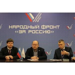 ОНФ в Петербурге предлагает изменить принцип распределения ответственности за уборку территорий