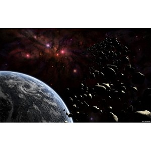 В КФУ  начали работу по созданию банка данных потенциально опасных астероидов