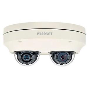 Первая «двуглазая» уличная камера с Full HD от Hanwha Techwin с 4 вариантами видеомодулей