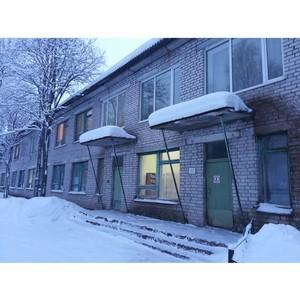 Представители ОНФ проверили врачебную амбулаторию в поселке Поросозеро в Карелии