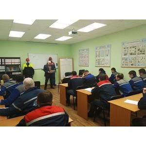 В филиале ПАО «МРСК Центра и Приволжья» – «Мариэнерго» прошел день охраны труда