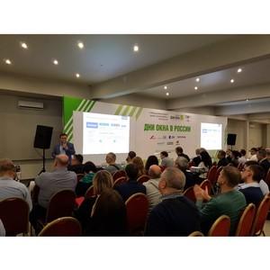 Deceuninck представил «Продукт для бизнеса» на оконном форуме Дни окна в России 2019