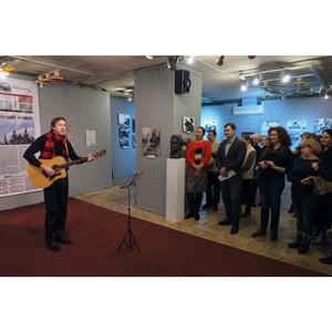 02 февраля  «Московская правда» при участии Театра живого слова объявили Конкурс песен о Москве