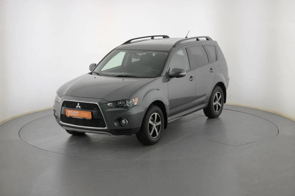 Интерлизинг: специальные условия на покупку Mitsubishi