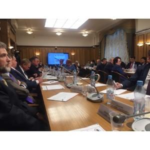 Круглый стол «Ключевая ставка ЦБ РФ, доступность кредитования и развитие промышленности и АПК»