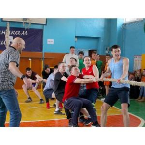 Традиционный праздник «А ну-ка, парни!» выявил самых спортивных студентов Института