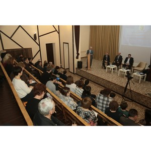 КБГУ принимает профсоюзных лидеров системы высшего образования страны
