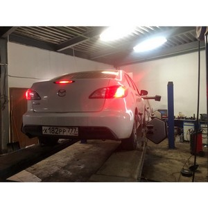 Предпродажная подготовка автомобиля в компании Автодемп