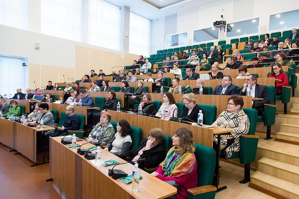В УРГЭУ прошли VI Уральские научные чтения