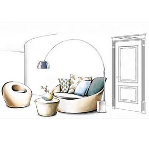 Новые и эксклюзивные модели сосновых межкомнатных дверей от