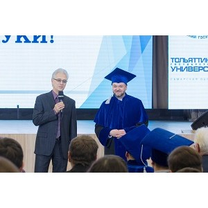 Учёный ТГУ получил премию губернатора Самарской области