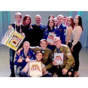 Дошутились до победы: «Разные люди» – чемпионы Рубцовской лиги КВН!