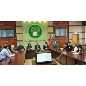 Московские студенты посетили Смоленскую таможню