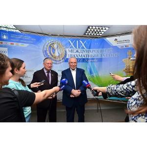 В Югре началась подготовка к юбилейному турниру имени Анатолия Карпова