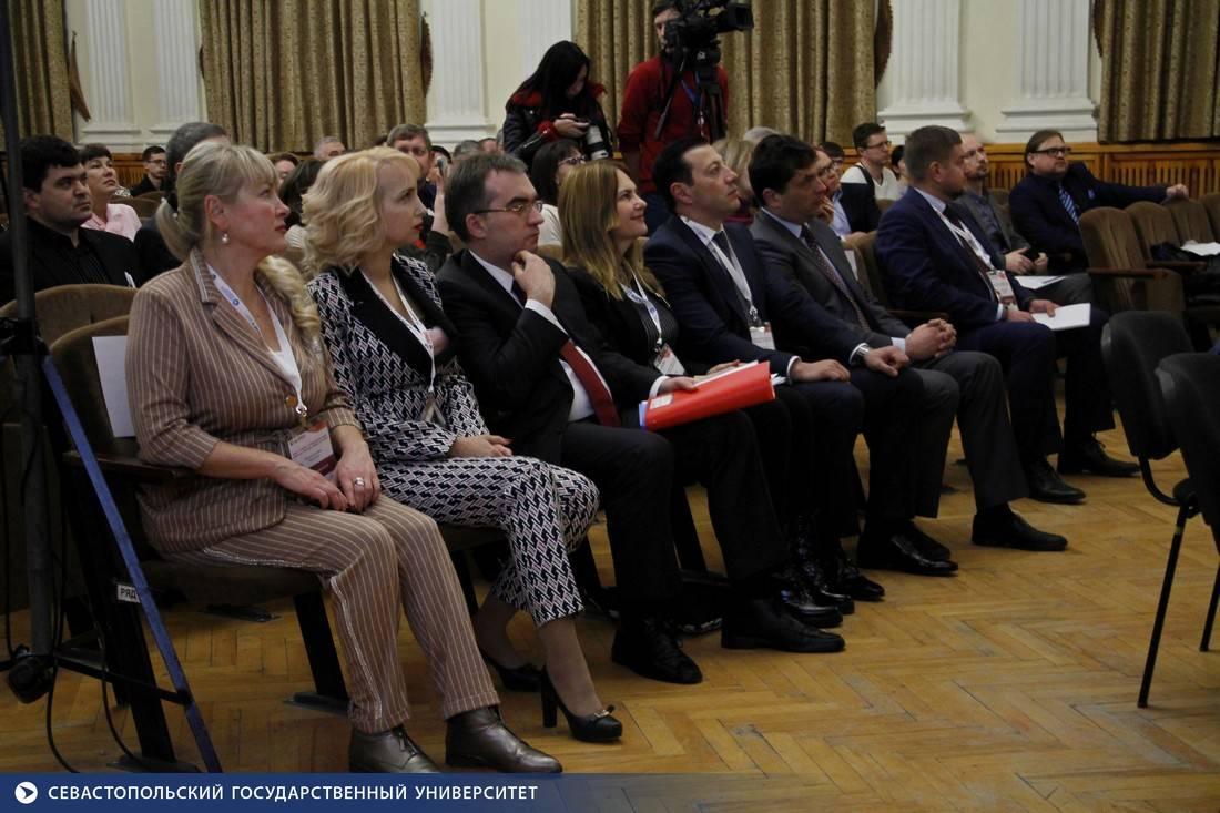Проект подготовки управленцев для развития Севастополя стартовал на базе СевГУ