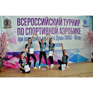 В марте в Югре стартует открытое первенство на Кубок Владимира Семенова по спортивной аэробике