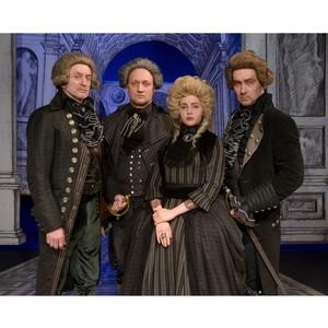 Сцена как лекарство: театр имени Моссовета покажет комедию об актерах