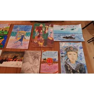 Активисты ОНФ провели конкурс рисунков для школьников Карелии