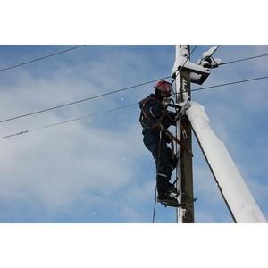 Рязанские энергетики восстановили электроснабжение в районах области