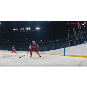 Хоккей 23 февраля на льду ЦСКА Арены