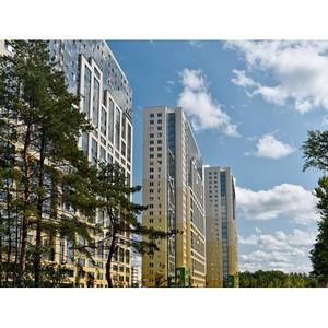 «Северный город» полностью заселил ЖК Green City