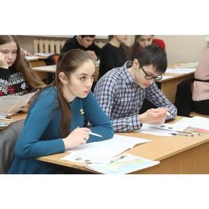 В КБГУ прошли олимпиады по химии и географии