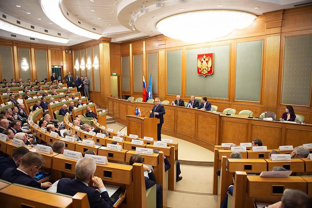 Свердловское РО СоюзМаш России награждено по итогам работы в 2018 году