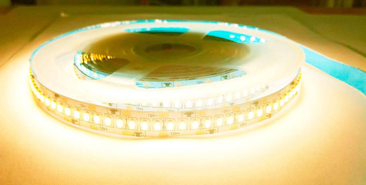 Основное освещение из LED лент