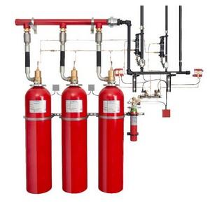 Новая система газового пожаротушения с повышенным давлением на основе ГОТВ 3M™ Novec™ 1230