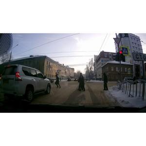 ОНФ в Коми помог привлечь к ответственности нарушителя правил дорожного движения в Сыктывкаре