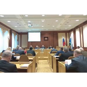 На заседании коллегии обсудили ключевые направления промышленной политики региона