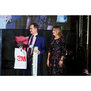 3М выступил партнером премии «Административный директор 2018»