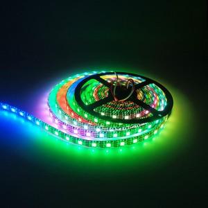 Возможности адресной светодиодной ленты