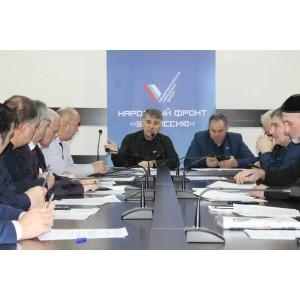Активисты ОНФ в Чечне начали подготовку к региональной конференции