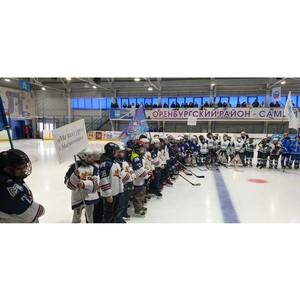 Открылся турнир на Кубок «Байкал Сервиса»