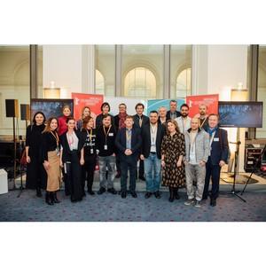 Фонд Игоря Янковского и Госкино Украины провели бизнес-ланч на 69-м Берлинском кинофестивале