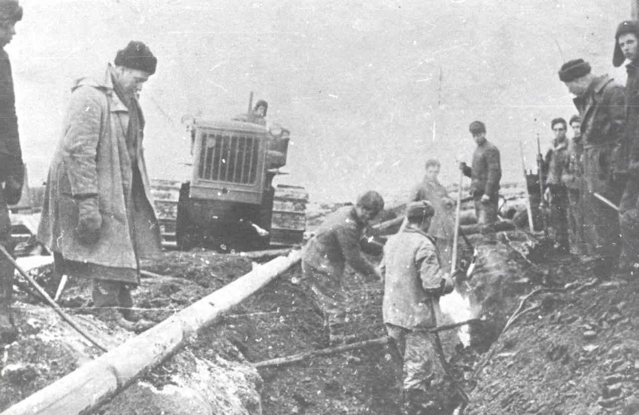 Пионер газовой индустрии. Газопровод-первенец