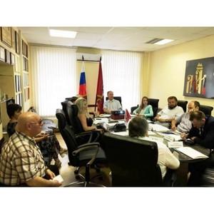 Заседание Комитета по строительству и ЖКХ МОО МАП