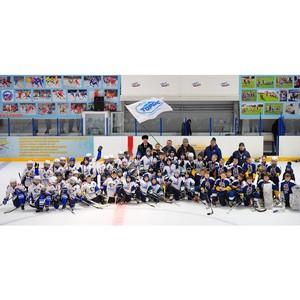 В Оренбурге завершился хоккейный турнир на Кубок Байкал Сервиса