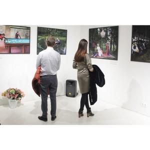 Фотовыставка Oxymoron Ларисы Тиктинской
