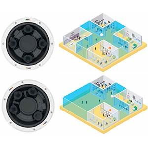 Премьера на рынке видеонаблюдения – уличная 4-сенсорная камера с 8 Мп и 360° обзором от Axis